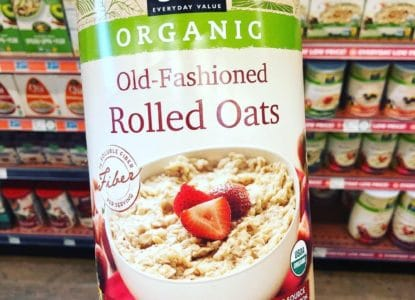 Glyphosate found in most oat products